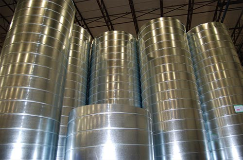 Mkt Metal Manufacturing Hvac Duct And Accessories